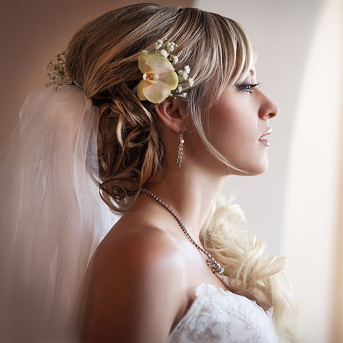 bridal hair services brassfield's salon