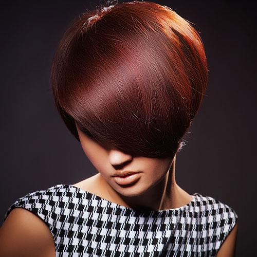hair cut brassfield's salon