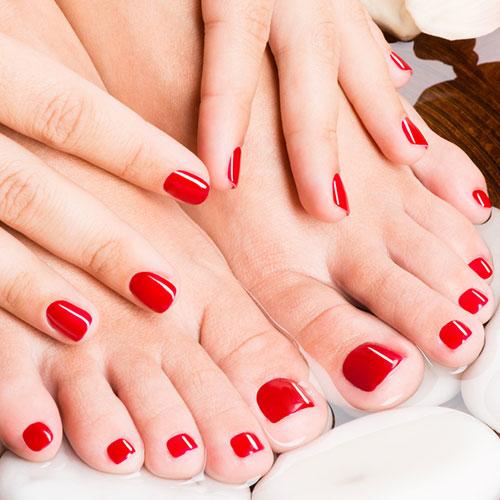 nails brassfield's salon